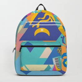 June party Backpack