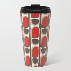 The vintage pattern Metal Travel Mug