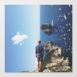 in search of Wowee Zowee Canvas Print