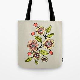 joli printemps Tote Bag