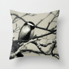 A great view Throw Pillow