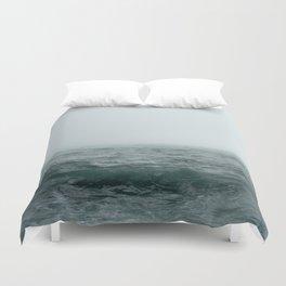 Choppy Seas Duvet Cover