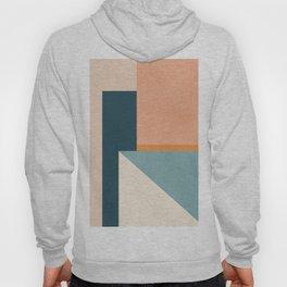 Minimal Abstract 16 Hoody