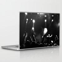 concert Laptop & iPad Skins featuring Concert by Adrián Peñalver