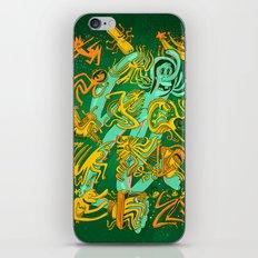 Space Codex 7801 iPhone & iPod Skin
