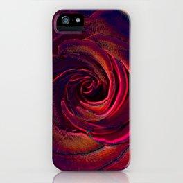 hote colors rose iPhone Case