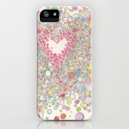 Love Intoxication iPhone Case