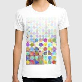 Colorful Dots No. 1 T-shirt