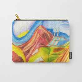 climb the mountain. the view is better up there Carry-All Pouch