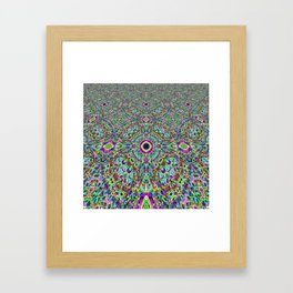 Love All the Way to Heaven Framed Art Print