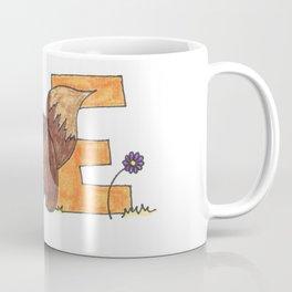 E is for Evee Coffee Mug