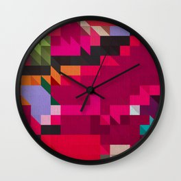 Converge I Wall Clock