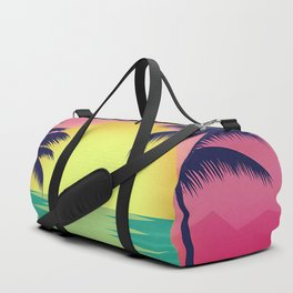 Palm Trees Duffle Bag