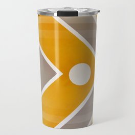 Fish - 3D graphic Travel Mug