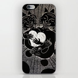 The Power of Love. iPhone Skin
