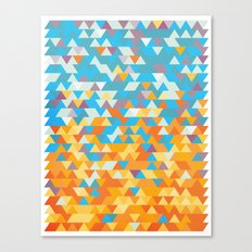 SunAngle Canvas Print