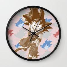 Goku I Wall Clock