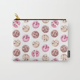 Cookie pattern Carry-All Pouch
