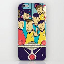 Star Trek iPhone Skin
