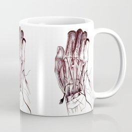 Instantly believes everything Coffee Mug