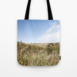 Iowa Countryside Tote Bag