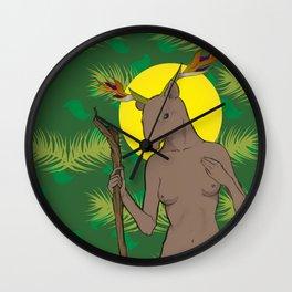 Diosa Danta Wall Clock