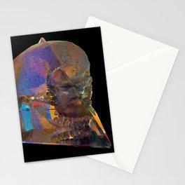 Crystal_Head Stationery Cards