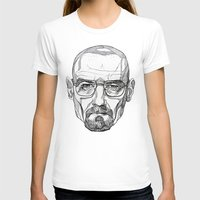 heisenberg T-shirts featuring Heisenberg by Christina Patti