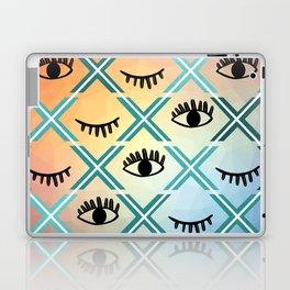Original Colorful Eyes Design Laptop & iPad Skin