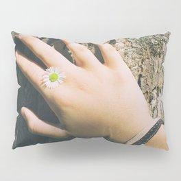 Hand Paquerette Pillow Sham