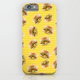 Burgers iPhone Case