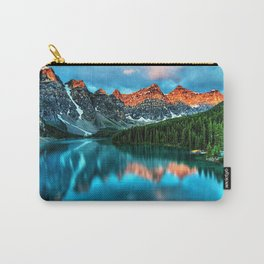 Lake Louise - Alberta, Canada Landscape Carry-All Pouch