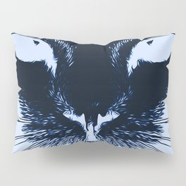 Alien Cat Pillow Sham