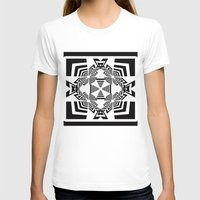 labyrinth T-shirts featuring Labyrinth by 13Halliwell