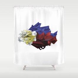 isda Shower Curtain
