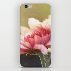 No matter the shadows, your presence is like sunlight on my face. iPhone & iPod Skin