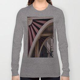 Flower Arch Long Sleeve T-shirt