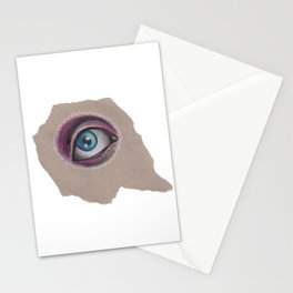 all just eyes If Stationery Cards