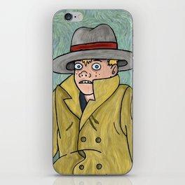 Vincent Adultman iPhone Skin