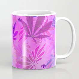 Pink and Purp by Wetpaint420 Coffee Mug