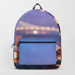 BAY BRIDGE GLOW - San Francisco Backpack
