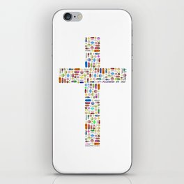 My Religion Is You iPhone Skin