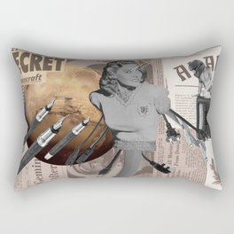 The Nth Degree of Devotion Rectangular Pillow