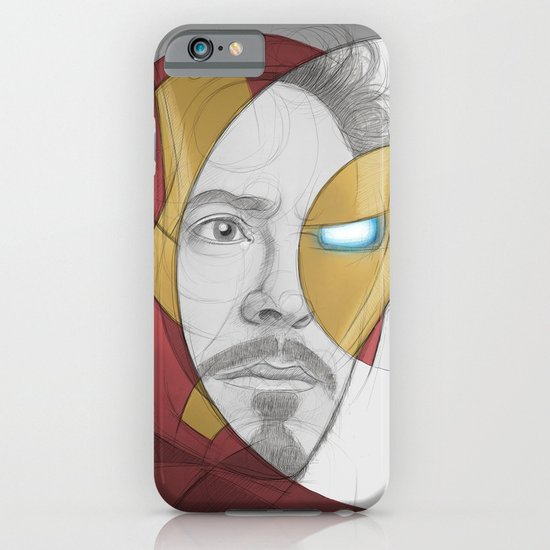 circlefaces iPhone & iPod Case