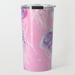 Purple Jellies Travel Mug
