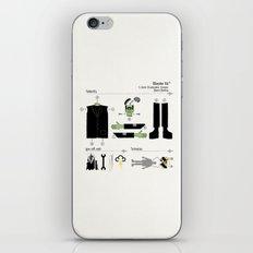 Monster Kit iPhone & iPod Skin