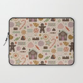 In the Land of Sweets Laptop Sleeve