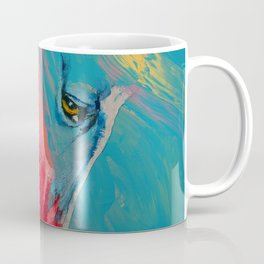 Painted Horse Coffee Mug