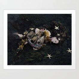 l'Enchanteresse Art Print