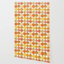 Autumn Leaf Pattern 09 Wallpaper